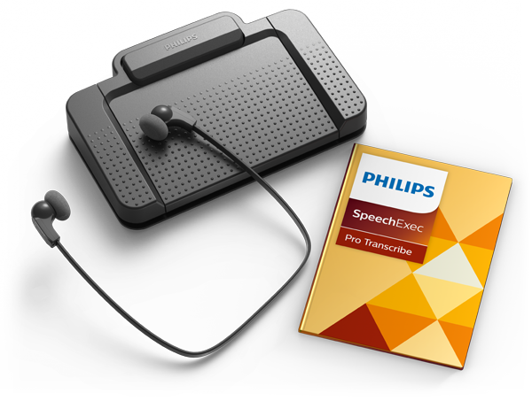 Philips Transkription